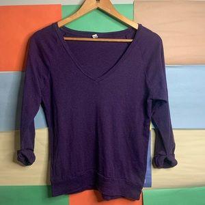 Aritzia TNA Oversized Sweater size XXS